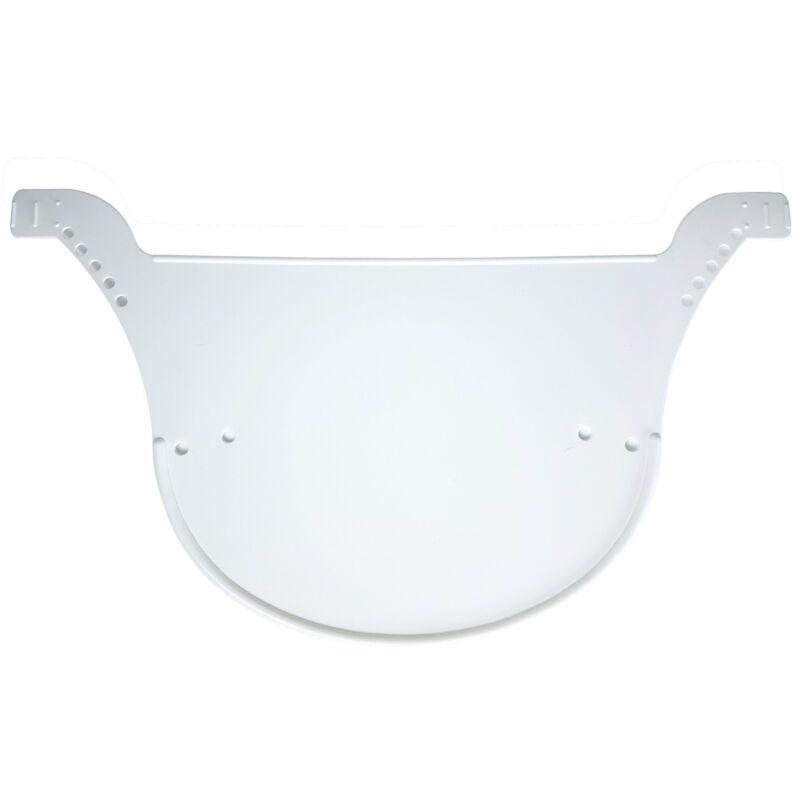 Neal Enterprises Proto-Plate BMX Number Plate - White