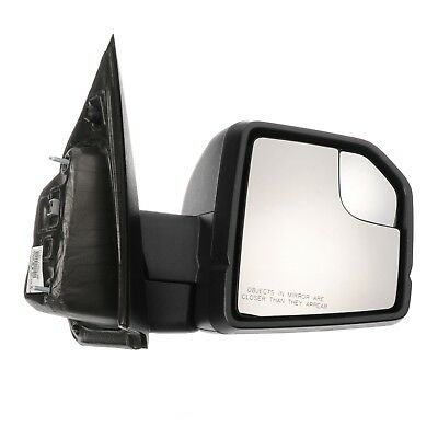 2015-2018 Ford F150 Right Passenger Side View Power Mirror Black OEM FL3Z17682BB