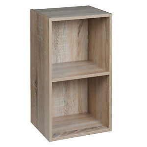 1, 2, 3, 4 Tier Wooden Bookcase Shelving Display Storage Wood Shelf Shelves Unit