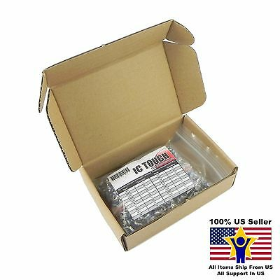 20value 300pcs Trimpot Variable Resistor 6mm Assortment Kit Us Seller Kitb0137