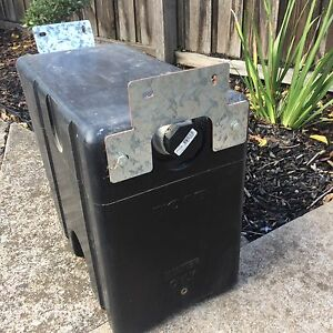 Boab 40 L water tank for ute or truck tray, never been used! East Geelong Geelong City Preview