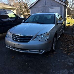 Chrysler Sebring 2010 fully loaded heated leather seats