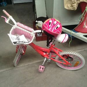 """Girls 16"""" Huffy Barbie bicycle Cessnock Cessnock Area Preview"""