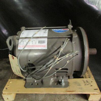 Ao Smith 7-850254-01-oj 5hp 1745rpm 230460v 3 Phase Ac Electric Motor