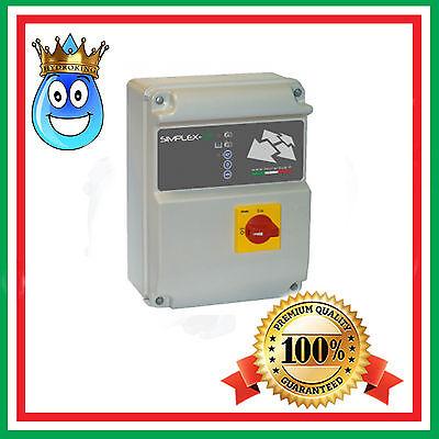 QUADRO ELETTRONICO SIMPLEX-UP-T/20 PER 1 ELETTROPOMPA  380v 7,5-15Kw