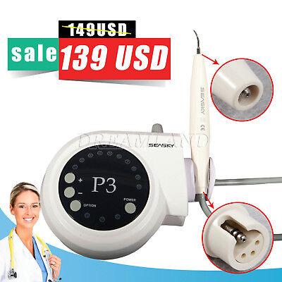 Dental Ultrasonic Piezo Scaler Perio Endo P3 Fit Dte Satelec Handpiece Tips Skp