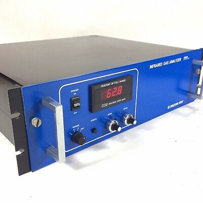 Milton Roy 3300a - Co2 Infrared Gas Analyzer - Range 4008001000 - Used