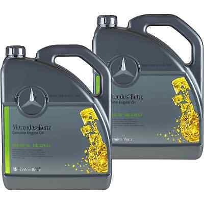 PKW Synthetic Original Motoröl Mercedes-Benz 5W-30 MB (229.51) 10-Liter