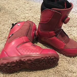 Ladies DC Snowboard Boots