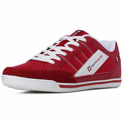 Men's Retro Fashion Sneakers Casual Athletic Tennis Shoes