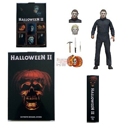 ULTIMATE MICHAEL MYERS Neca (HALLOWEEN 2 1981) 2019 7