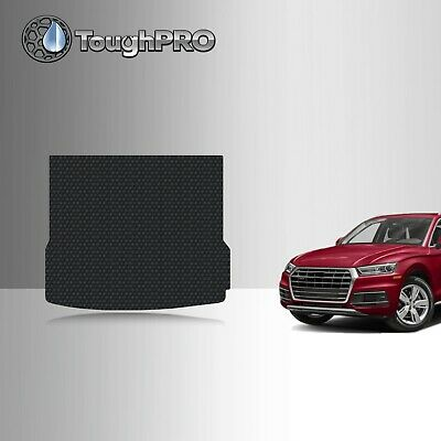 ToughPRO Cargo Mat Black For Audi Q5 All Weather Custom Fit 2009-2017