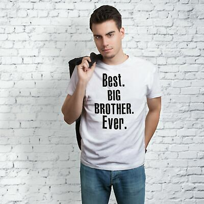 Best Big Brother Ever Shirt Gift For Brother Family Look T-Shirt Tumblr