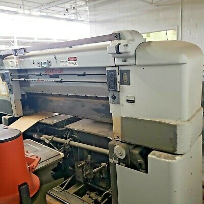 Seybold Hydro Spacer 60 Industrial Paper Guillotinecutter