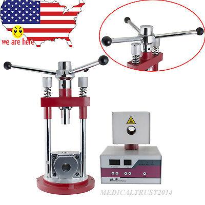 45kg 110v-220v Dental Flexible Denture Machine Injection System Lab Equipment