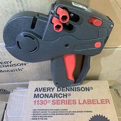 Monarch 1136-01 2 Line Price Gun Labeler Authorized Monarch Dealer