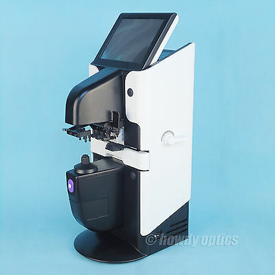 New Design Auto Lensmeter Optical Lensometer Touch Screen Uv Meter Printer