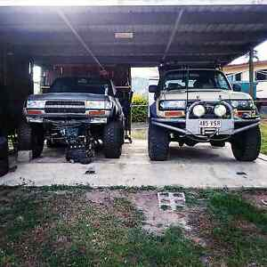 Dual cab and ls1 80 series Bowen Whitsundays Area Preview