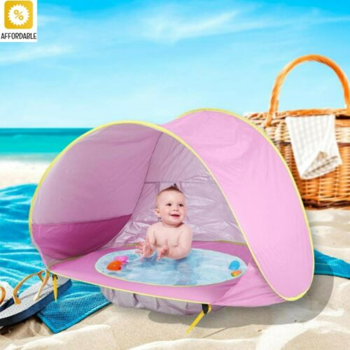 Tent Baby Beach UV-Protecting Toys Small House Waterproof Portable Ball Pool Kid