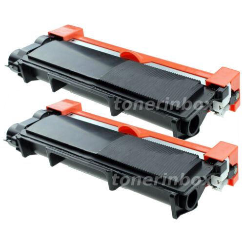 2pk TN660 TN630 HY Toner For Brother HL-L2320D HL-L2340DW HL