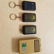 3xElsema remote controls for garage door or gate Key 301 & 302 Buddina Maroochydore Area Preview