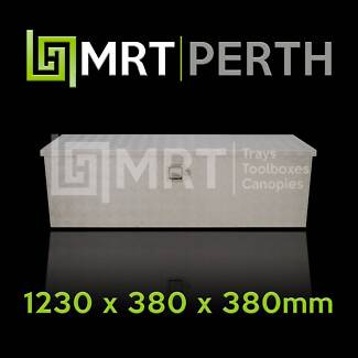 BRAND NEW RECTANGLE PLAIN TOOLBOX MRT8 – 1230mm x 380mm x 380mm