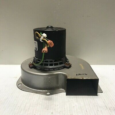 Fasco 702111831 Draft Inducer Blower Motor Assembly D671914p01 Used M847