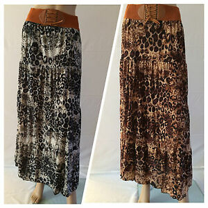 NEW-DESIGNS-PRINTS-IN-FASHION-WOMENS-TROUSERS-AND-SKIRTS-FOR-ALL-UK-SIZES