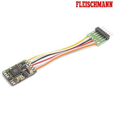 Fleischmann 685503 Rückmeldefähiger DCC-Decoder 6-polig (NEM 651) ++ NEU & OVP + online kaufen
