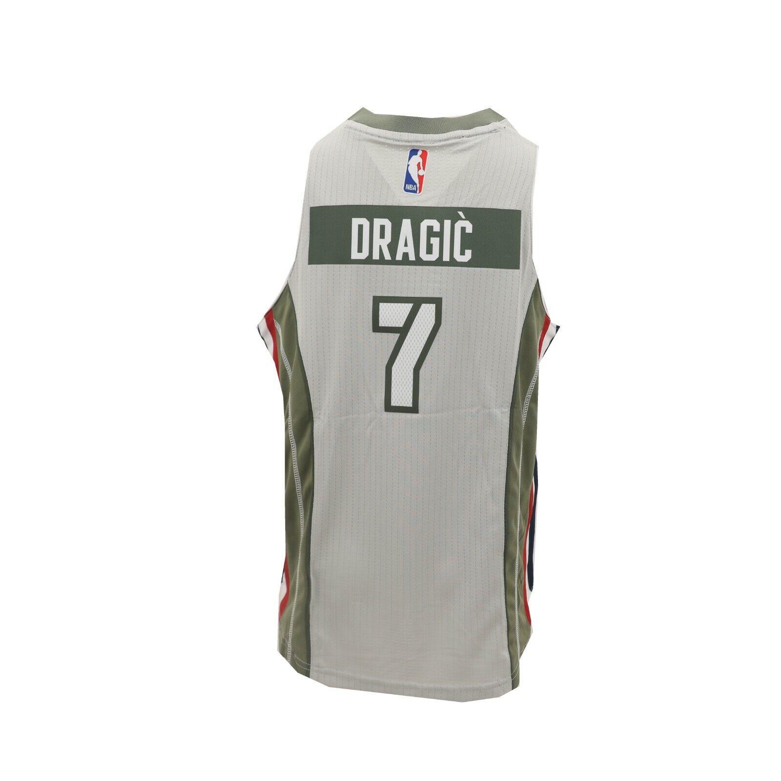 new arrival e1671 20d1e Details about Miami Heat NBA Adidas Kids Youth Size Goran Dragic Home  Strong Swingman Jersey