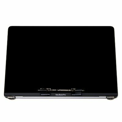 """NEW LCD Screen Display Assembly MacBook Pro 13"""" A1989 2018 Space Gray"""