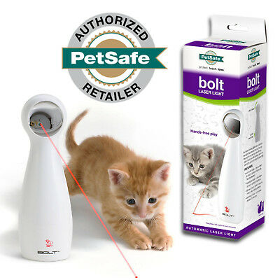 PetSafe FroliCat BOLT Automatic Laser Light Interactive Cat Toy