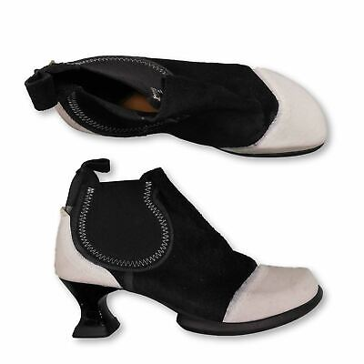 Comme Des Garçons x John Fluevog Women's Heels 7.5 Colour:  Black