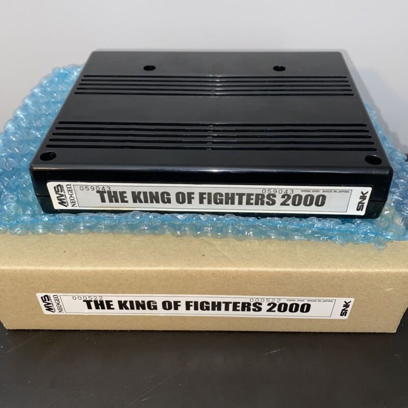The King Of Fighters 2000 Neo geo MVS Arcade kit