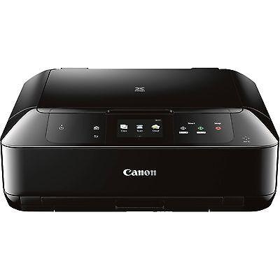 "Canon PIXMA MG7720 Wireless Photo All-In-One Inkjet Printer BLACK - NEW ""NO INK"""