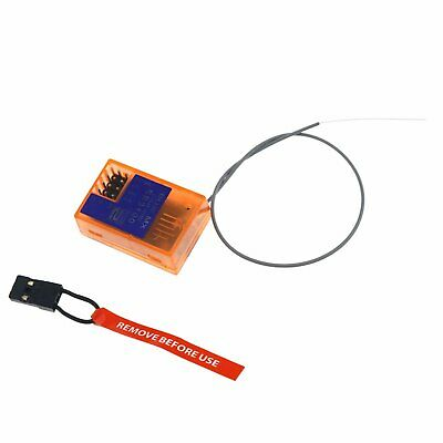 SR3100 2.4G Band 3 Channel Car Truck Race Receiver for DX3R DX3E DX2S DX4C (3 Channel 4 Channel Receiver)