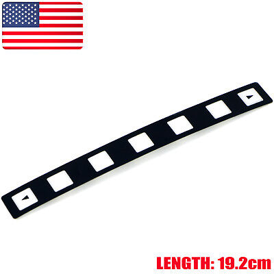 1pc New Membrane Keysheet Keypad A98l-0001-0519 7-keys 19.2cm For Fanuc