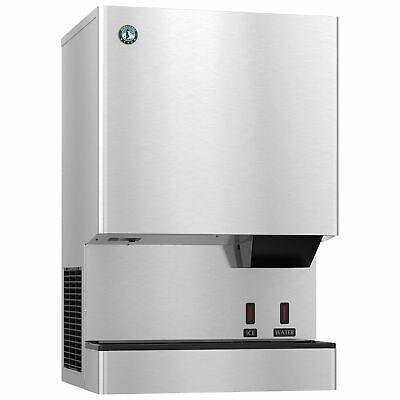Hoshizaki Dcm-500bah 618 Lb Countertop Nugget Ice Water Dispenser - 40 Lb Stor