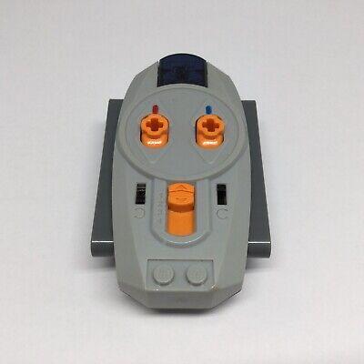 LEGO 58122c01 Power Functions 9V Remote Control Unit w Dark Bluish Gray Bottom