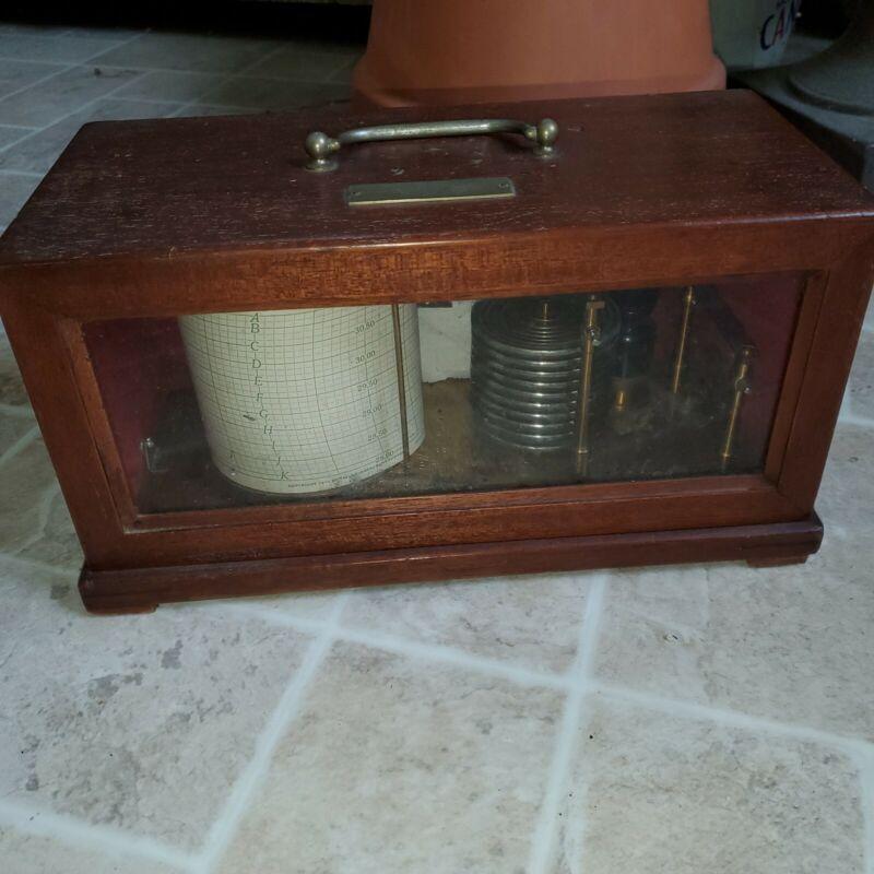 Antique Museum Barometer