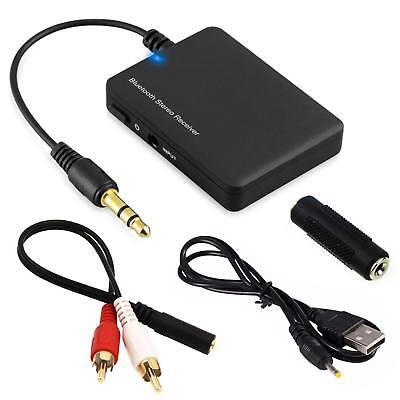 Mini Bluetooth Audio Adapter für Stereoanlage - Musik Empfänger mit 3.5mm