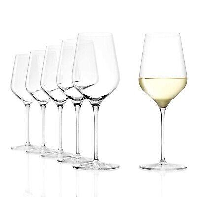 Stölzle Lausitz StarLight Weingläser Weinglas Weißweinglas Weißweingläser 6 er