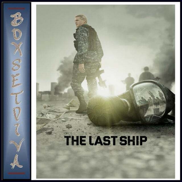 THE LAST SHIP - COMPLETE SEASON 2 *BRAND NEW DVD***