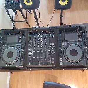 2x CDJ-2000 Nexus, 1x DJM-900 Nexus Abbotsford Canada Bay Area Preview