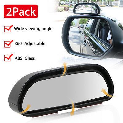 """Stainless Steel Door Mount Universal 5.5""""x8.5"""" Side View Mirror for Truck//Van"""