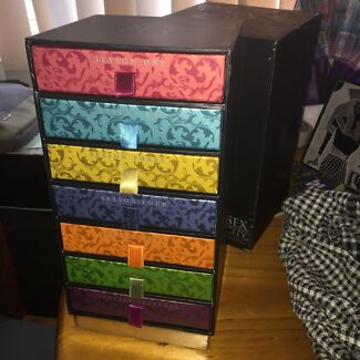 Sex and the City complete box set Quinns Rocks Wanneroo Area Preview
