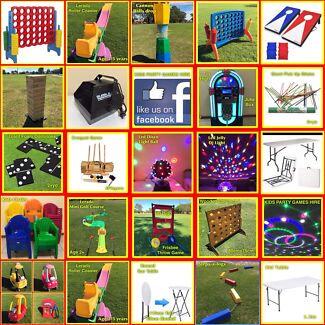 KIDS PARTY GAMES FOR HIRE