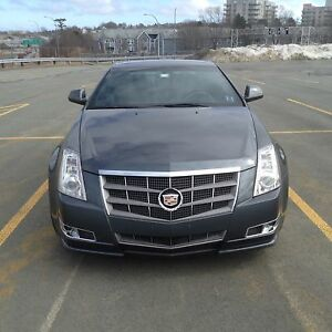 2011 Cadillac CTS AWD Performance Coupe
