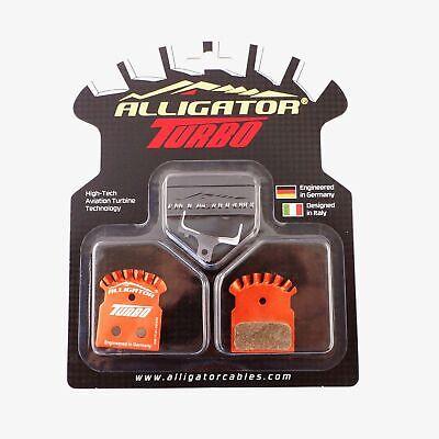 Alligator TURBO Bremsbeläge für Shimano Dura Ace BR-R8070-F BR-R9170-R 60