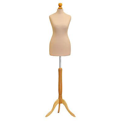 Size 1820 Female Tailors Dressmaker Mannequin Bust Fashion Dummy Torso Display